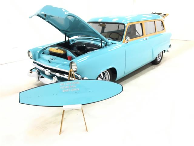 1953 Ford Woody Wagon | 898007