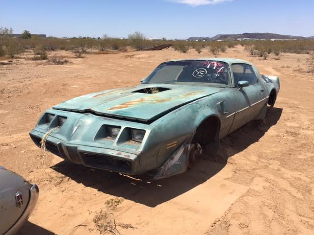 1979 Pontiac Firebird Trans Am | 898009