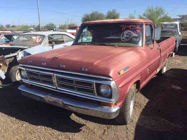 1971 Ford F100 | 898018