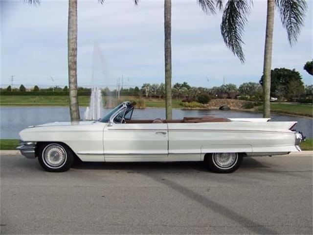 1962 Cadillac Eldorado   890803