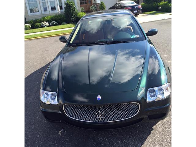 2007 Maserati Quattroporte Executive GT | 898039