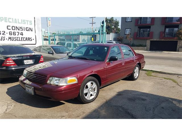 2007 Ford Crown Victoria LX Sport | 890805