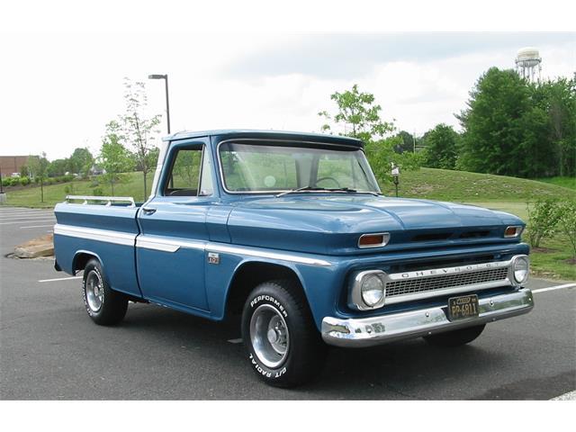 1966 Chevrolet C/K 10 | 898061