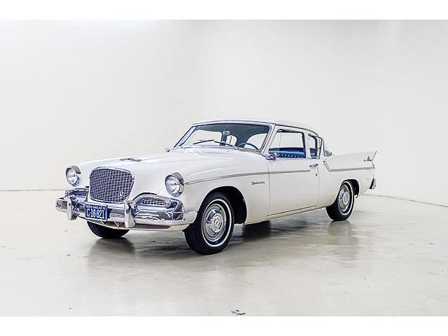 1959 Studebaker Silver Hawk | 898062