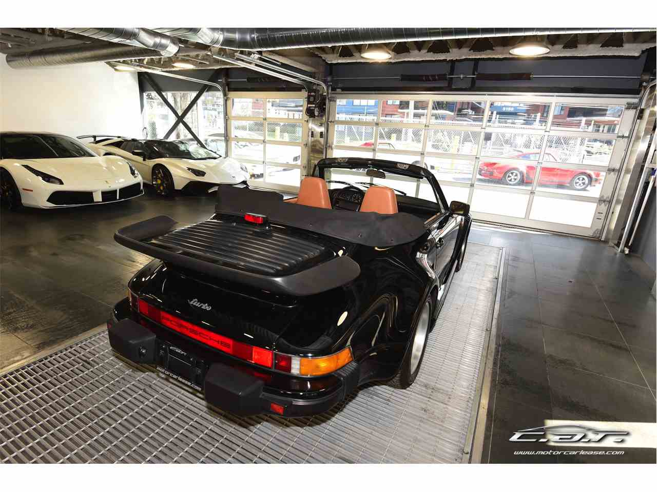 Large Picture of '87 930 Turbo - J8YA