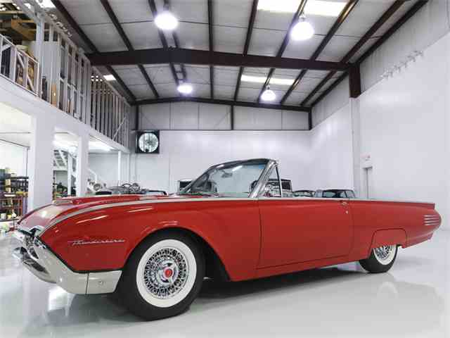 1961 Ford Thunderbird | 898068