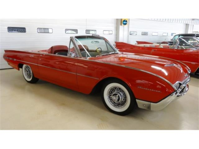 1962 Ford Thunderbird | 890807