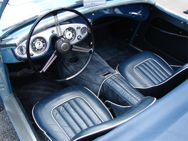 1956 Austin-Healey 100-4 BN2 | 898076