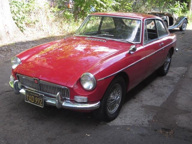 1967 MG MGB | 898077