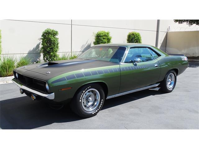 1970 Plymouth Cuda | 898079