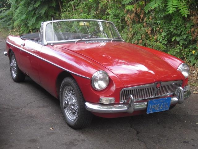 1967 MG MGB | 898087