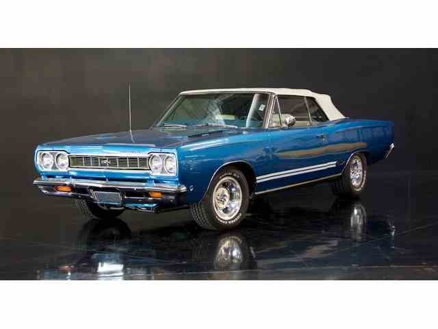 Picture of '68 GTX - J8YZ