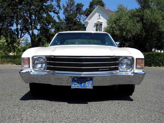 1972 Chevrolet Chevelle Malibu | 898092