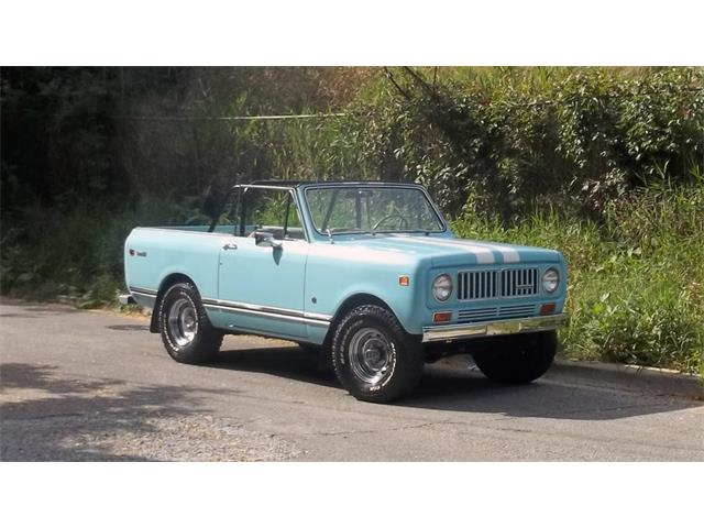 1973 International Harvester Scout II | 898101