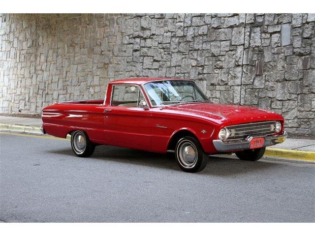 1961 Ford Ranchero | 890811
