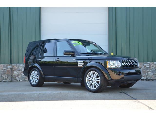 2011 Land Rover LR4   890814