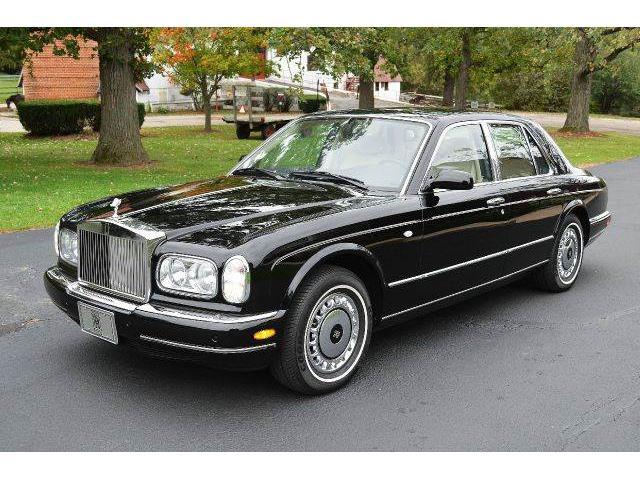 2000 Rolls-Royce Silver Seraph | 898140