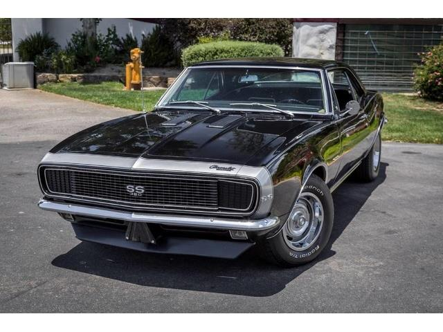 1967 Chevrolet Camaro | 898144