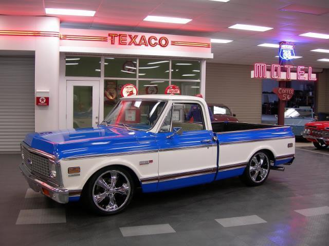 1972 Chevrolet C/K 10 | 898154