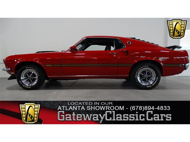 1969 Ford Mustang | 898158