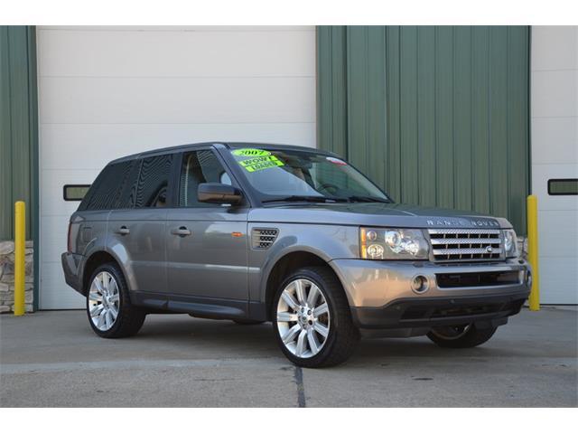 2007 Land Rover Range Rover | 890816