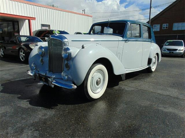 1954 Bentley R Type | 898162