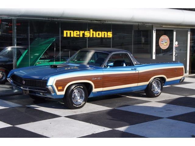 1970 Ford Ranchero | 898172