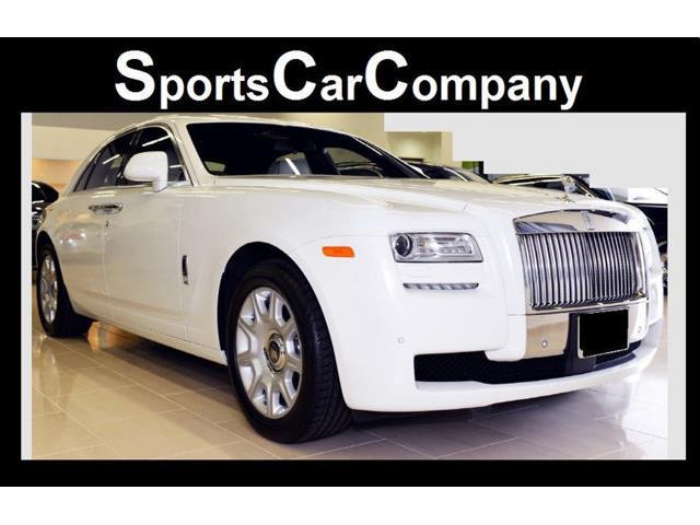 2013 Rolls-Royce Silver Ghost | 898179
