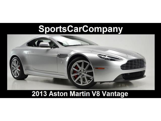 2013 Aston Martin Vantage | 898180