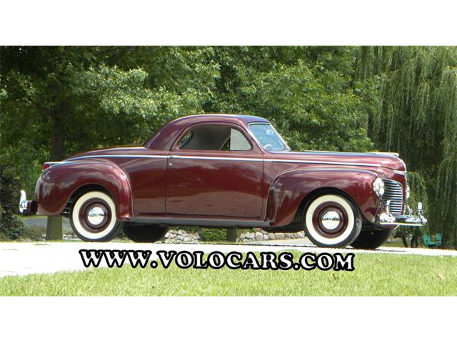 1941 Dodge Business Coupe Luxury Liner   898187