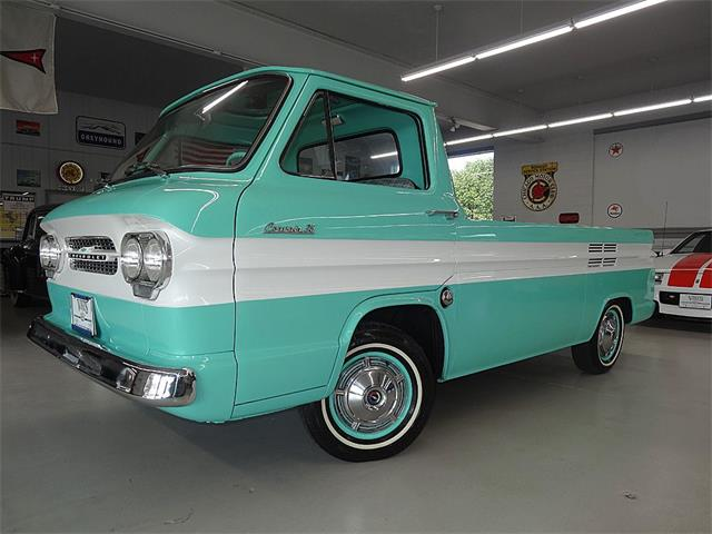 1961 CHEVROLET CORVAIR  RAMPSIDE | 898189