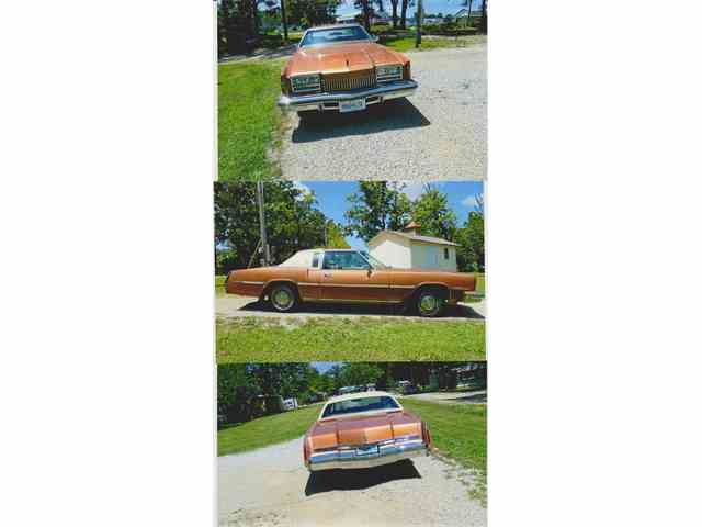 1978 Oldsmobile Toronado | 890819