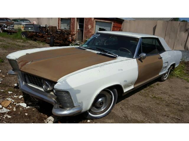 1963 Buick Riviera | 898201