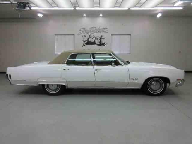 1970 Oldsmobile 98 | 898207