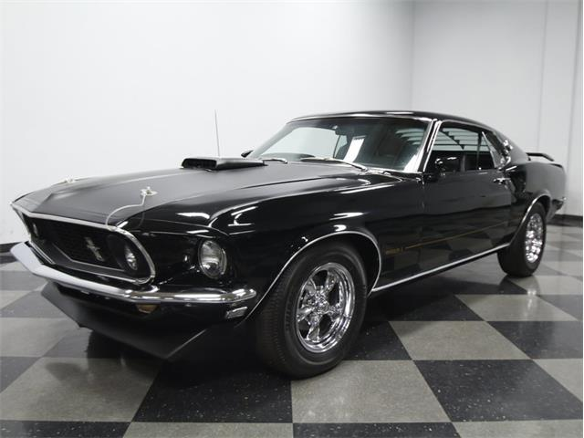 1969 Ford Mustang Mach 1 | 890821