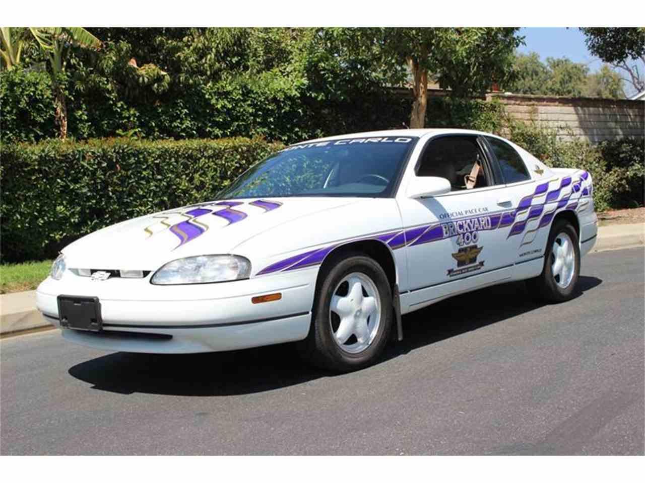 All Chevy 1995 chevrolet monte carlo : 1995 Chevrolet Monte Carlo for Sale | ClassicCars.com | CC-898212