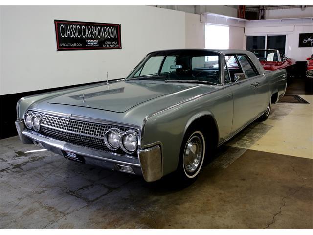 1963 Lincoln Continental | 898219