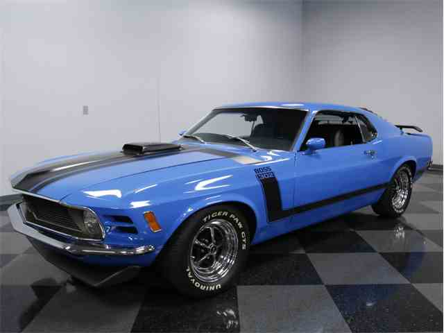 1970 Ford Mustang | 890822