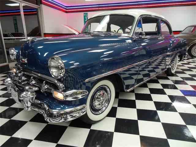 1954 Chevrolet 210   898221