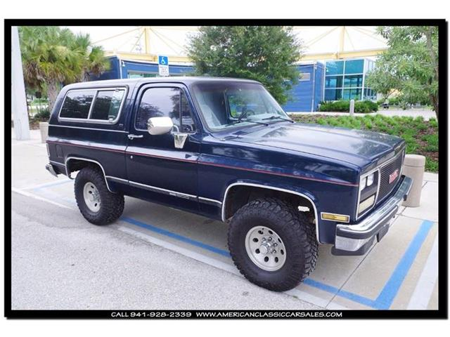 1989 GMC Jimmy | 898230