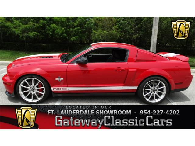 2007 Ford Mustang | 890824