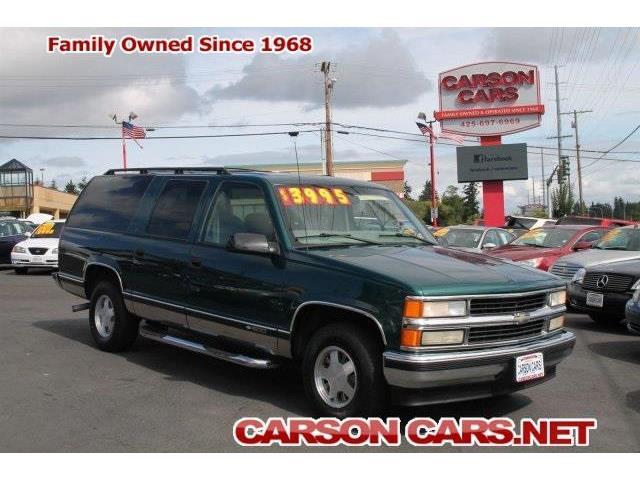 1997 Chevrolet Suburban | 898241