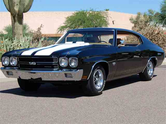 1970 Chevrolet Chevelle SS 454 LS6 | 898274