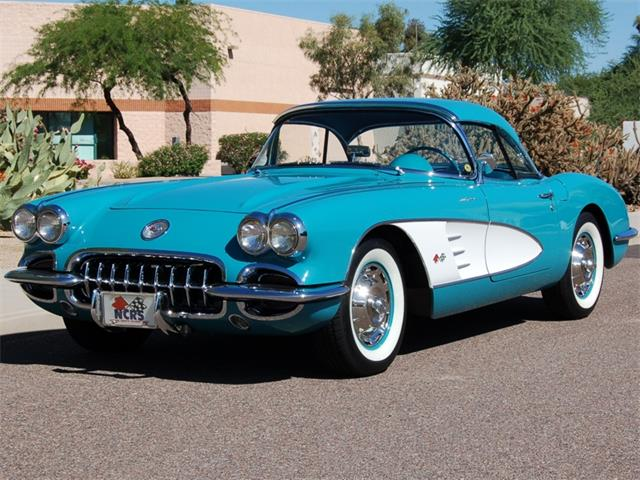 1960 Chevrolet Corvette | 898275
