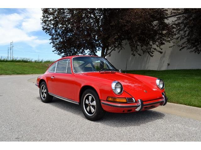1969 Porsche 911 911 E Coupe | 898279