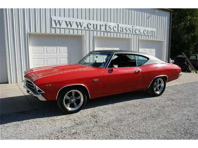 1969 Chevrolet Chevelle | 898283