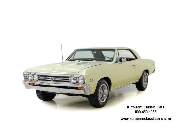 1967 Chevrolet Chevelle SS | 898284