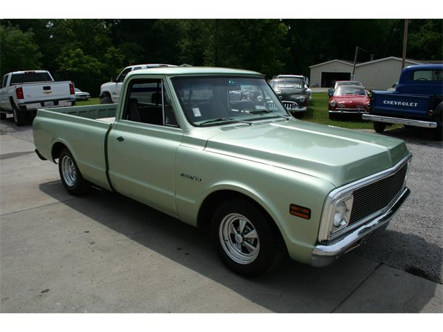 1970 Chevrolet C/K 10   898287