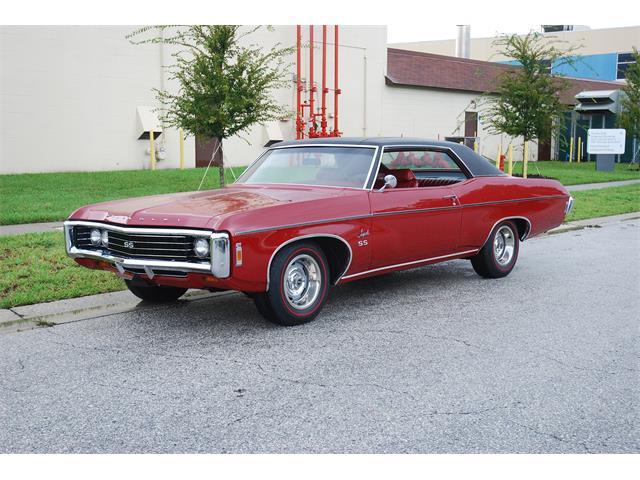 1969 Chevrolet Impala SS | 898292