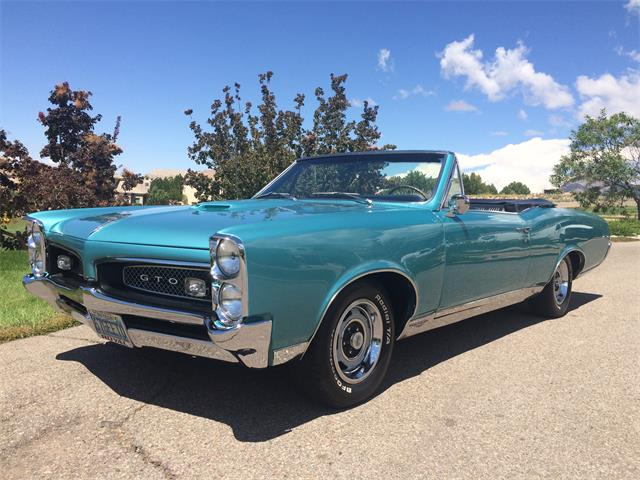 1967 Pontiac GTO | 898303